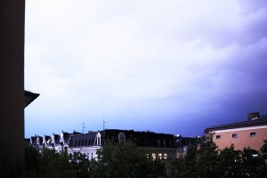 Wetterleuchten
