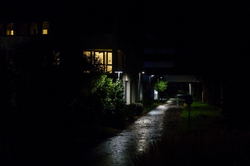 Arnsberg bei Nacht