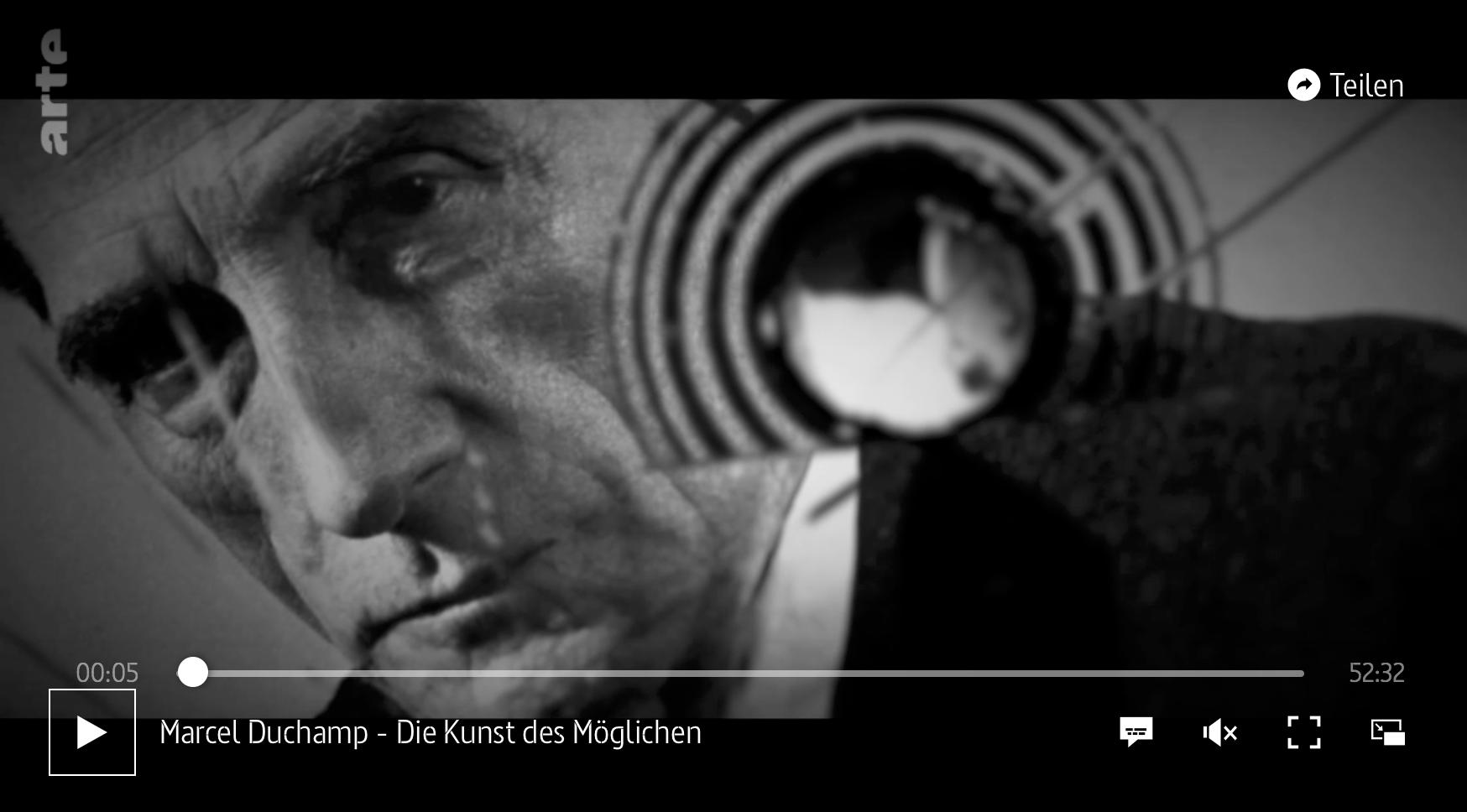 Tipp: Marcel Duchamps
