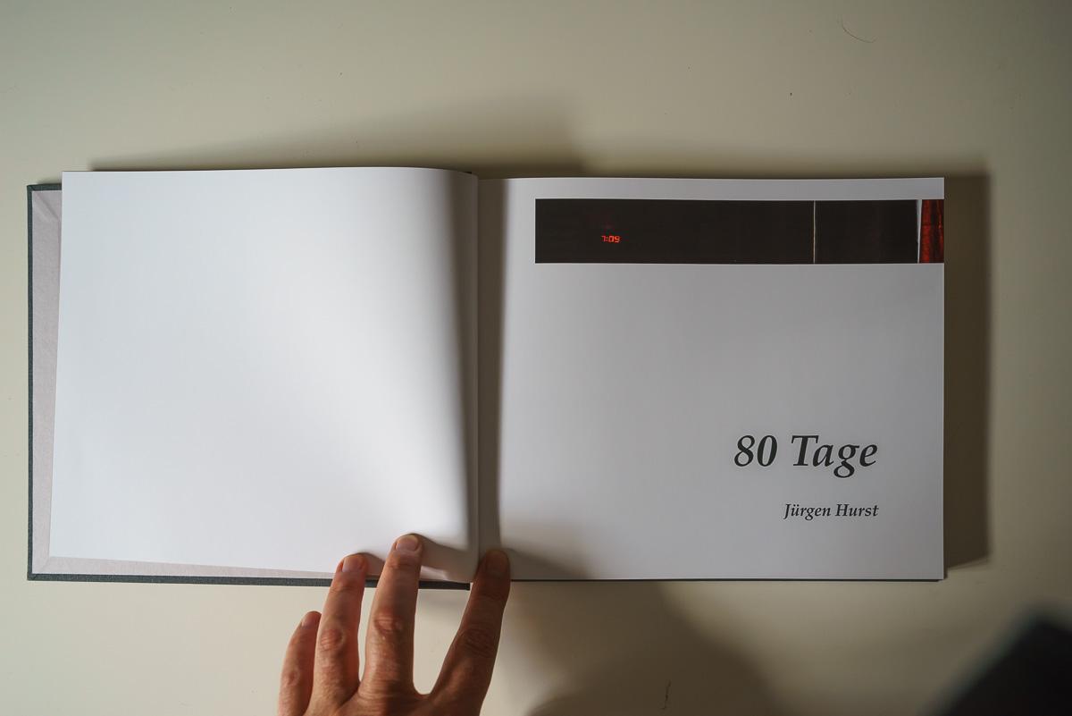 80 Tage – Das Buch