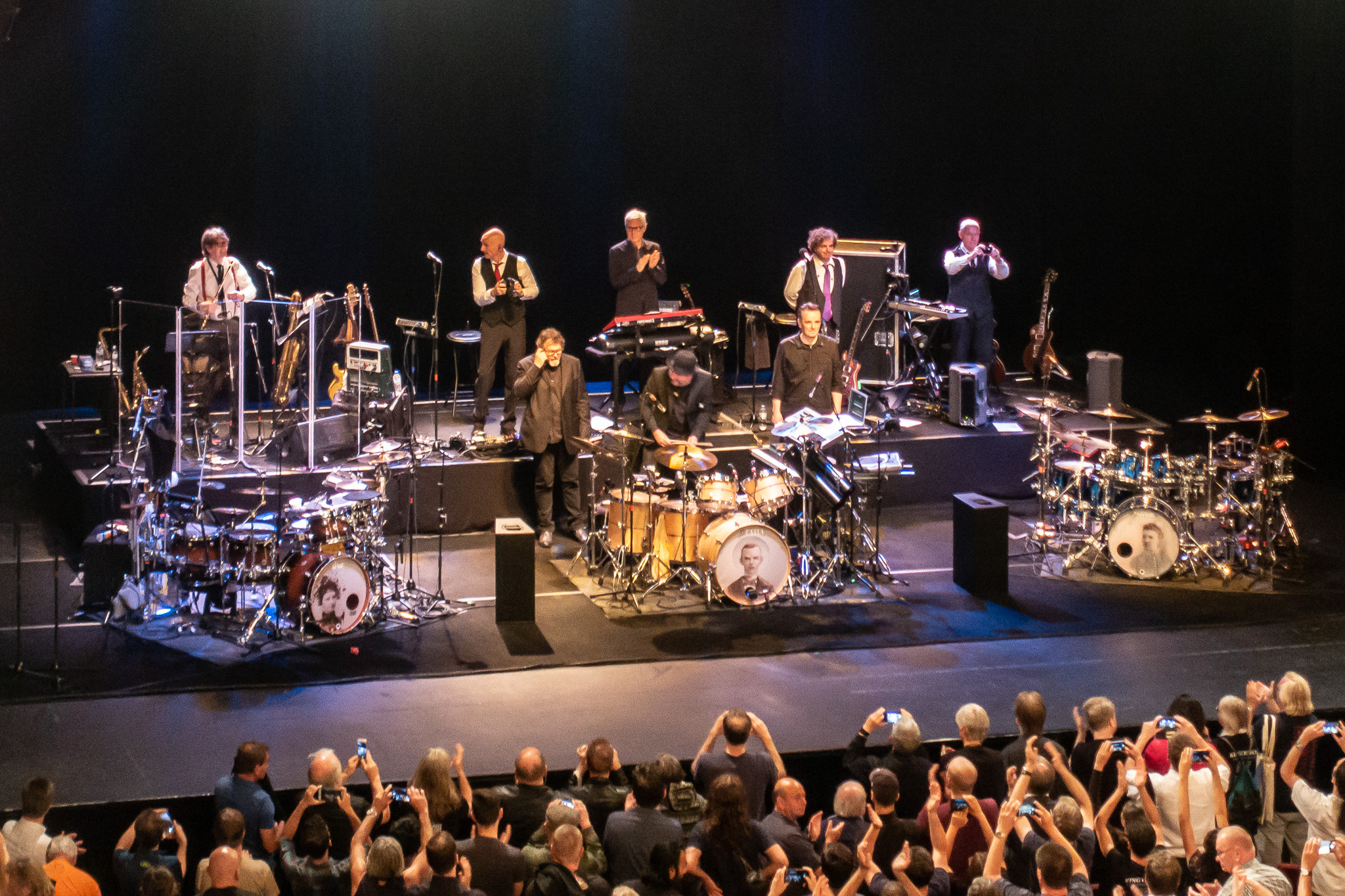 King Crimson in Berlin