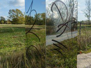 Kunst im Wald