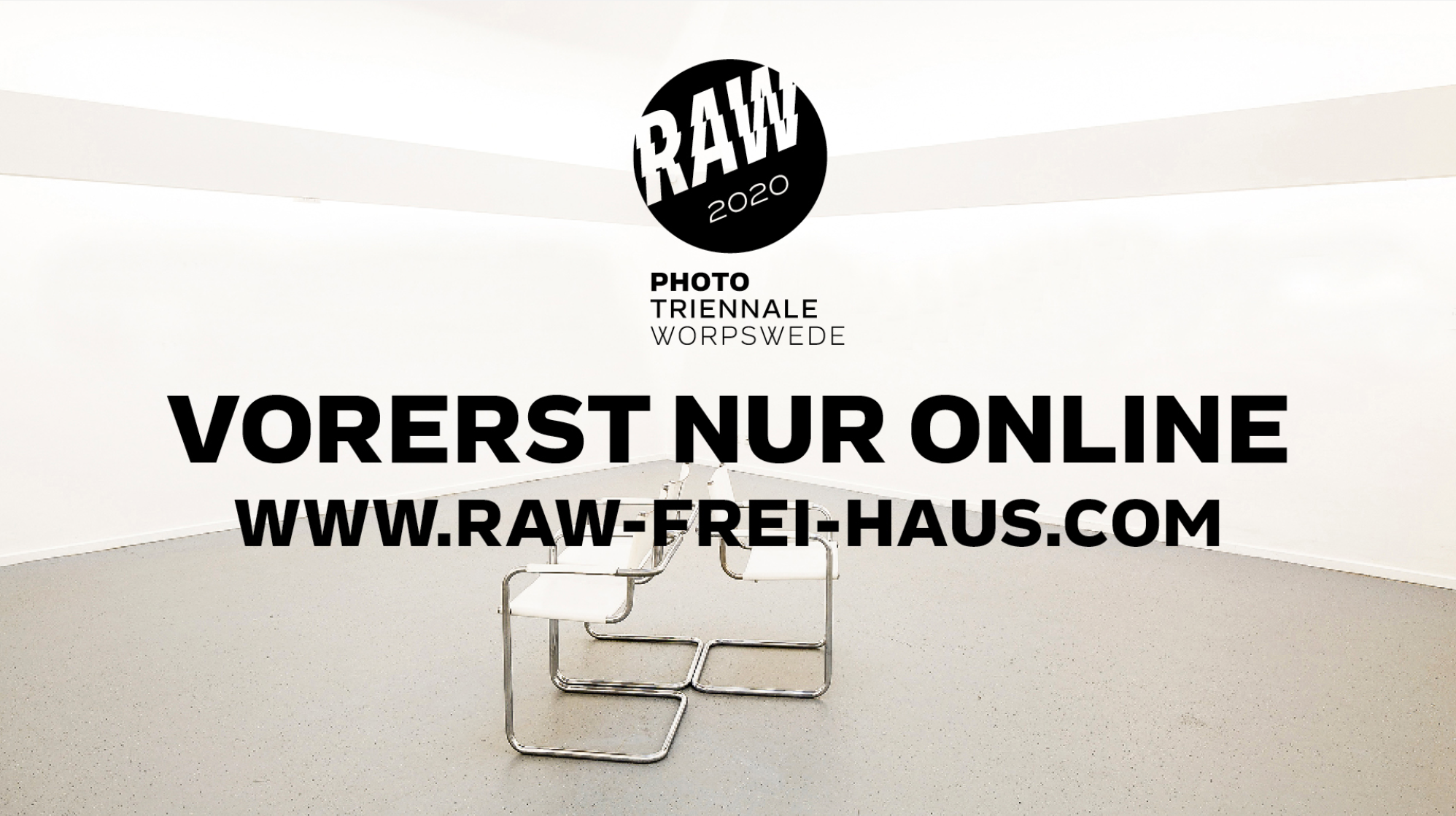RAW Fotofestival Worpswede