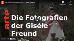 Tipp: Film über Gisèle Freund